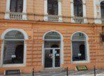Spatiu comercial de inchiriat Str. Muresenilor, Brasov centru, poza frontala