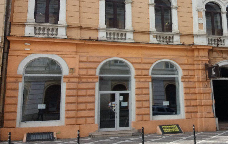 Brasov centru, inchiriere spatiu comercial Str. Muresenilor, poza spatiu