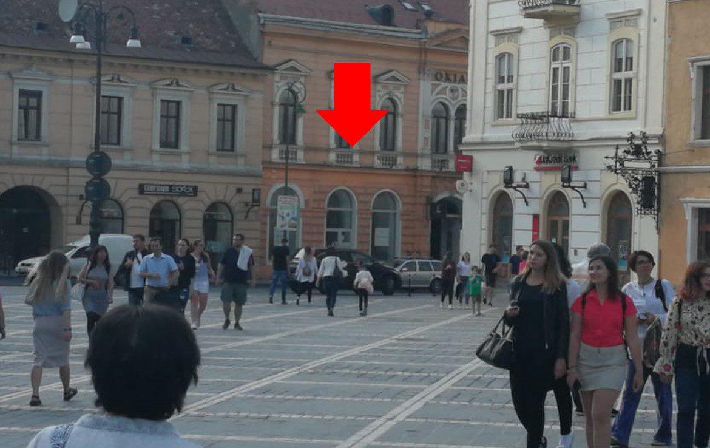 Brasov centru, inchiriere spatiu comercial Str. Muresenilor, poza vecinatate