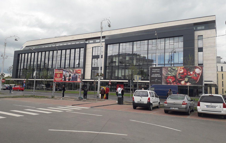 Sibiu centru, inchiriere spatiu comercial Sos. Alba Iulia, poza frontala