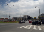 Spatiu comercial de inchiriat Sos. Alba Iulia, Sibiu centru, intersectie