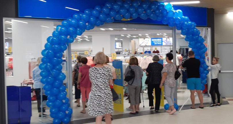 PEPCO Opened a New Store in Milcov Shopping Center Focsani