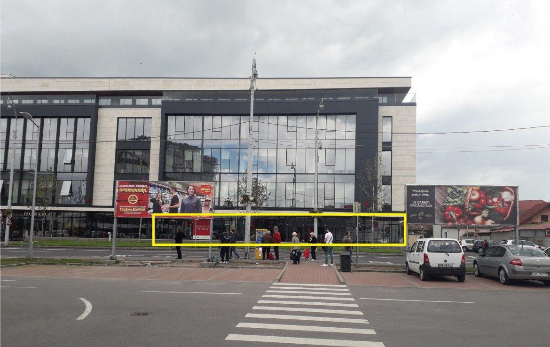 Sibiu centru, inchiriere spatiu comercial Sos. Alba Iulia, poza fata