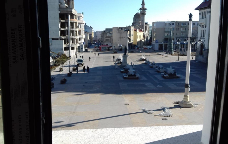 Constanta centru, inchiriere spatiu comercial Piata Ovidiu, poza vecinatate