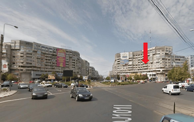 Ploiesti vest, inchiriere spatiu comercial Piata Mihai Viteazu, intersectie