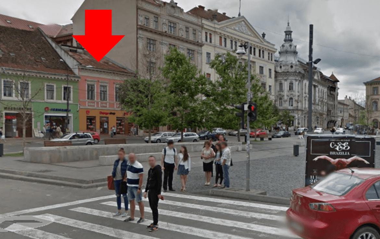Cluj Napoca Centru, inchiriere spatiu comercial Piata Unirii, poza vecinatate