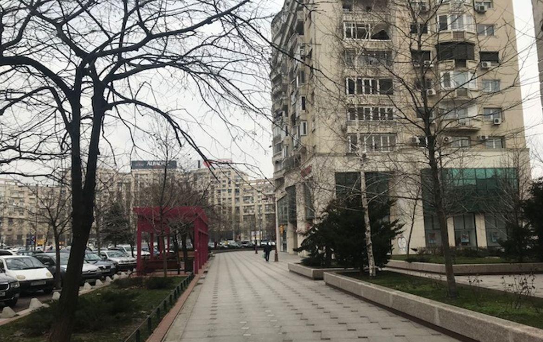 Bucuresti centru, inchiriere spatiu comercial Bld. Unirii, poza laterala
