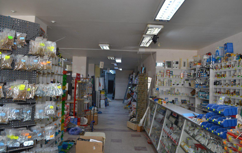 Bucuresti vest, inchiriere spatiu comercial Str. P. Ispirescu, interior spatiu