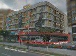 Spatiu comercial de inchiriat Luceafarul Mall, Galati centru, acces pasaj