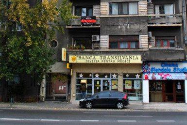 Bucuresti centru, inchiriee spatiu comercial Soseaua Cotroceni, poza frontala