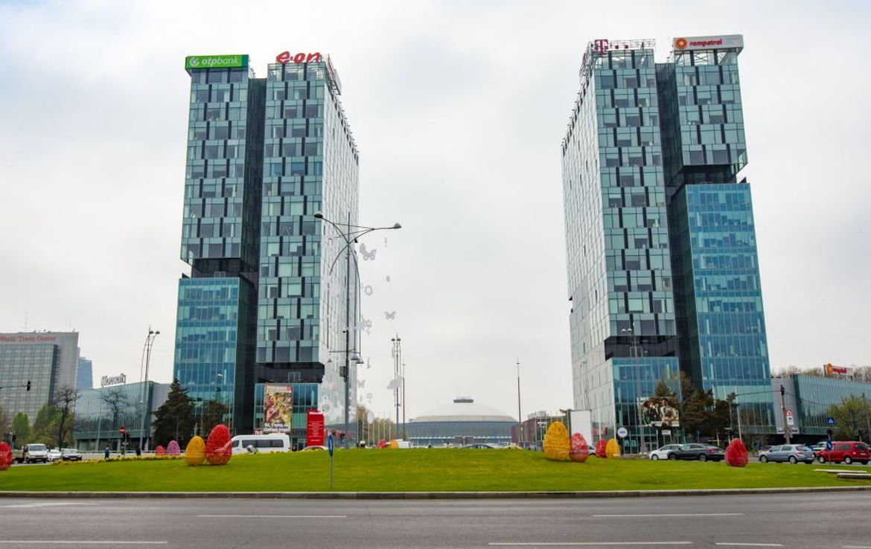 Bucuresti Nord, inchiriere spatiu comercial Piata Presei Libere, poza frontala