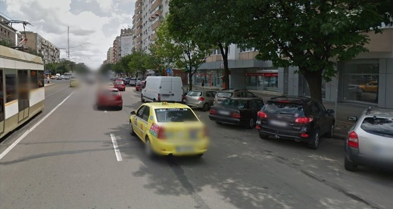 Bucuresti centru, inchiriere spatiu comercial Soseaua Mihai Bravu, vedere stradala