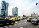Bucuresti nord, Spatiu comercial de inchiriat Piata Presei Libere, panorama intersectie