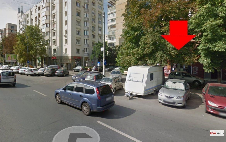 Bucuresti est, inchiriere spatiu comercial Soseaua Mihai Bravu, acces bulevard