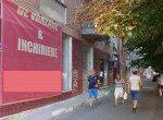 Spatiu comercial de inchiriat Soseaua Mihai Bravu, Bucuresti est, vedere laterala