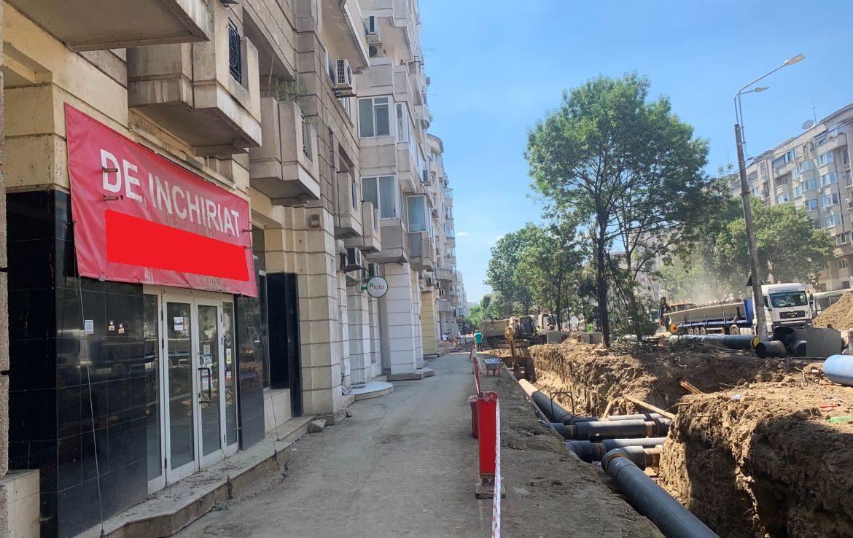 Bucuresti est, inchiriere spatiu comercial Bulevardul Decebal, poza vecinatate