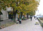 Spatiu comercial de inchiriat Bulevardul Alexandru Ioan Cuza, Slatina centru, vedere trotuar