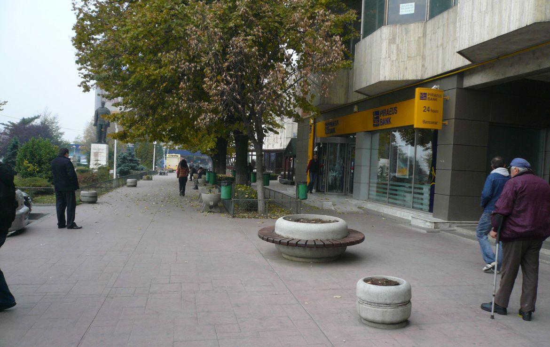 Slatina centru, inchiriere spatiu comercial Bulevardul Alexandru Ioan Cuza, poza laterala