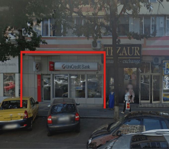 Bucuresti centru, inchiriere spatiu comercial Soseaua Stefan cel Mare, poza fatada