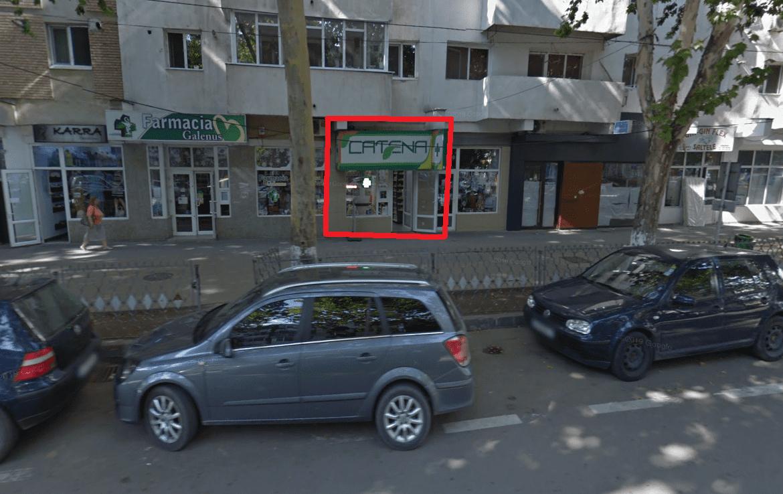 Slobozia centru, inchiriere spatiu comercial Bulevardul Matei Basarab, spatiu