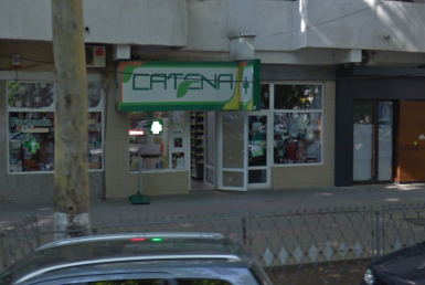 Spatiu comercial de inchiriat Bulevardul Matei Basarab, Slobozia centru, vedere frontala