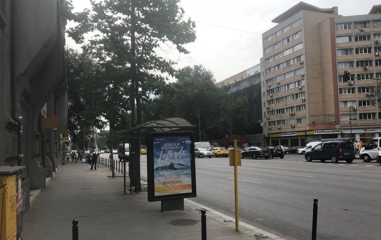 Bucuresti centru, inchiriere spatiu comercial Bulevardul Nicolae Balcescu, vecinatati