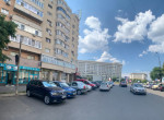 Spatiu comercial de inchiriat 13 Septembrie, Bucuresti centru, vedere catre JW Marriott