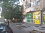 Spatiu comercial de inchiriat Rahova, Bucuresti vest, vedere laterala