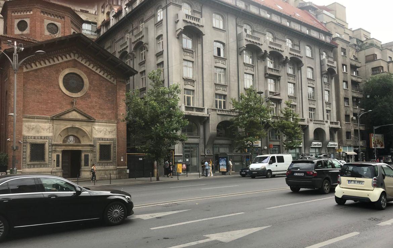 Bucuresti centru, inchiriere spatiu comercial Bulevardul Nicolae Balcescu, bulevard