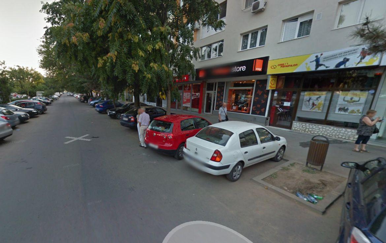 Bucuresti est, inchiriere spatiu comercial Soseaua Mihai Bravu, poza laterala