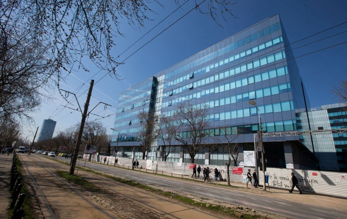 Bucuresti nord, inchiriere spatiu comercial Hermes Business Campus, imagine vecinatate