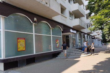Focsani centru, inchiriere spatiu comercial Focsani, poza vitrina