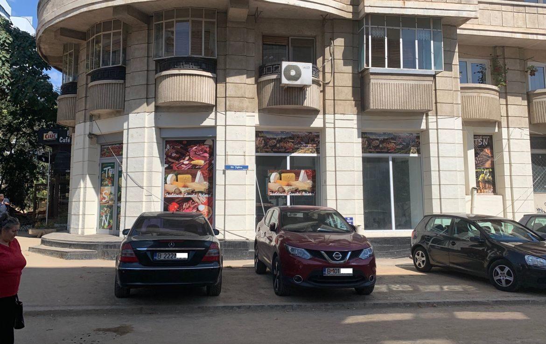 Bucuresti est, inchiriee spatiu comercial Bulevardul Decebal, poza spatiu