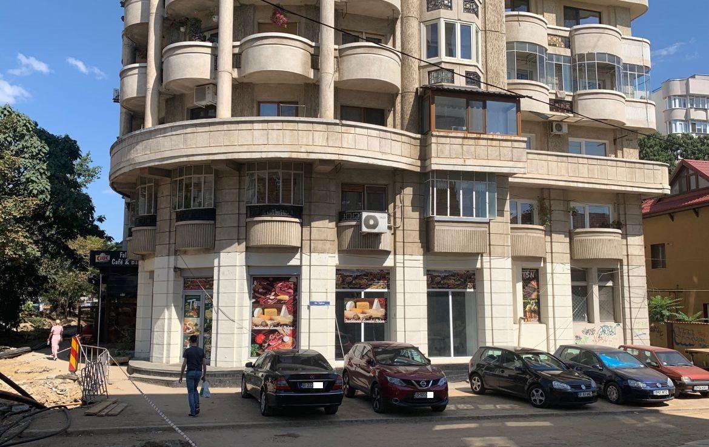 Spatiu comercial de inchiriat Bulevardul Decebal, Bucuresti est, poza cladire