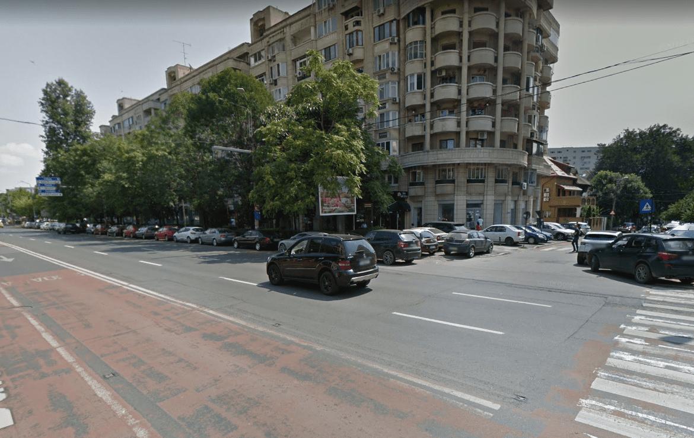 Bucuresti est, inchiriere spatiu comercial Bulevardul Decebal, poza laterala