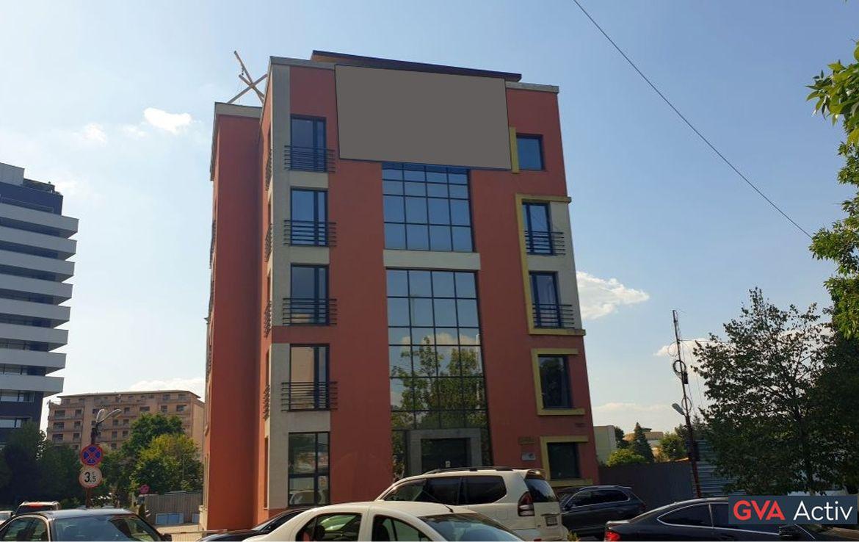 Bucuresti nord, inchiriere spatiu comercial Aviatiei Office Building, cladire