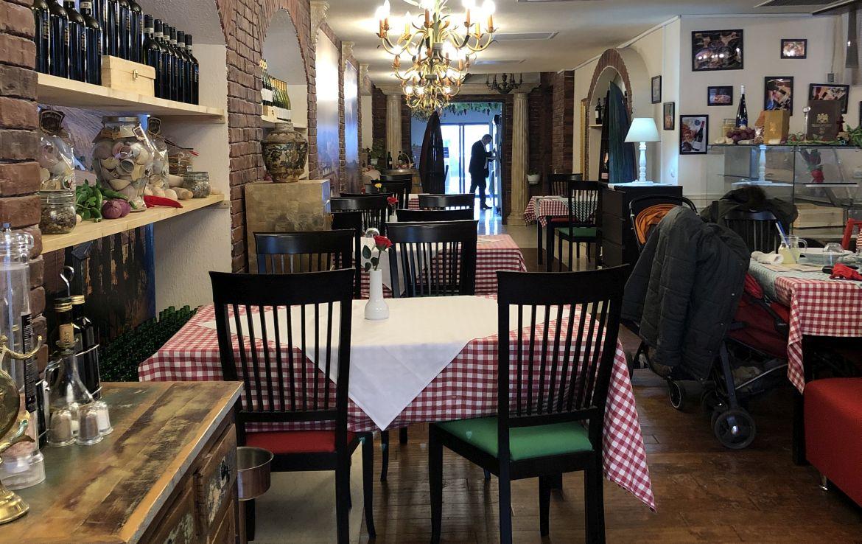 Bucuresti Nord, inchiriere spatiu comercial Str. Clucerului, poza restaurant