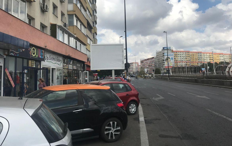 Bucuresti centru, inchiriere spatiu comercial Bucur-Obor, vedere laterala