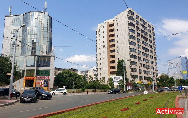 Bucuresti centru, inchiriere spatiu comercial Vitan, imagine strada