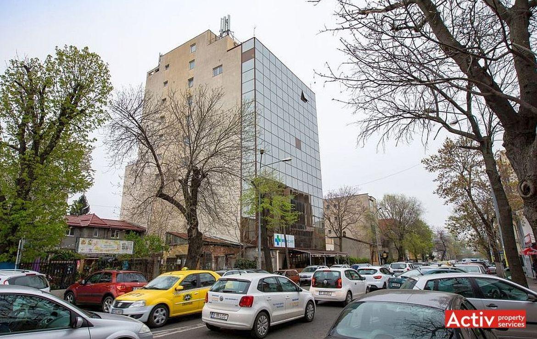 Bucuresti Nord, Inchiriere spatiu comercial Floreasca 60, imagine laterala