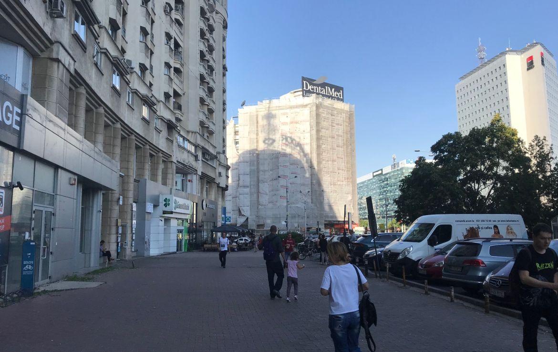 Bucuresti centru, inchiriere spatiu comercial Piata Victoriei, imagine vecinatate