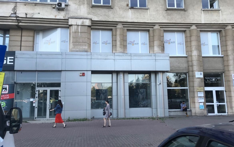 Bucuresti centru, inchiriere spatiu comercial Piata Victoriei, imagine frontala