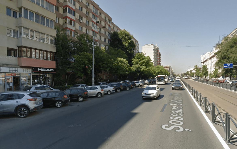 Bucuresti centru, inchiriere spatiu comercial Soseaua Stefan cel Mare, imagine laterala